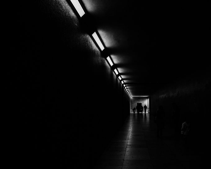 Light at the end of tunnel by mmontenegro - Shooting Tunnels Photo Contest