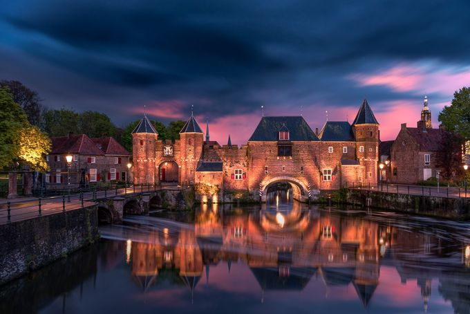 Koppelpoort by Fannie_Jowski - Spectacular Bridges Photo Contest