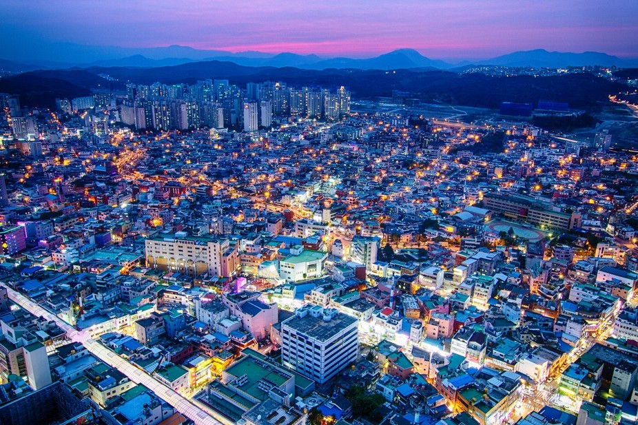 Ulsan, South Korea may not be on everyone's travel plans but it is a great place nonethe...