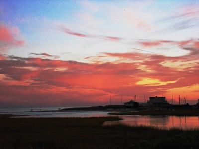 Swan River Sky  Sunset
