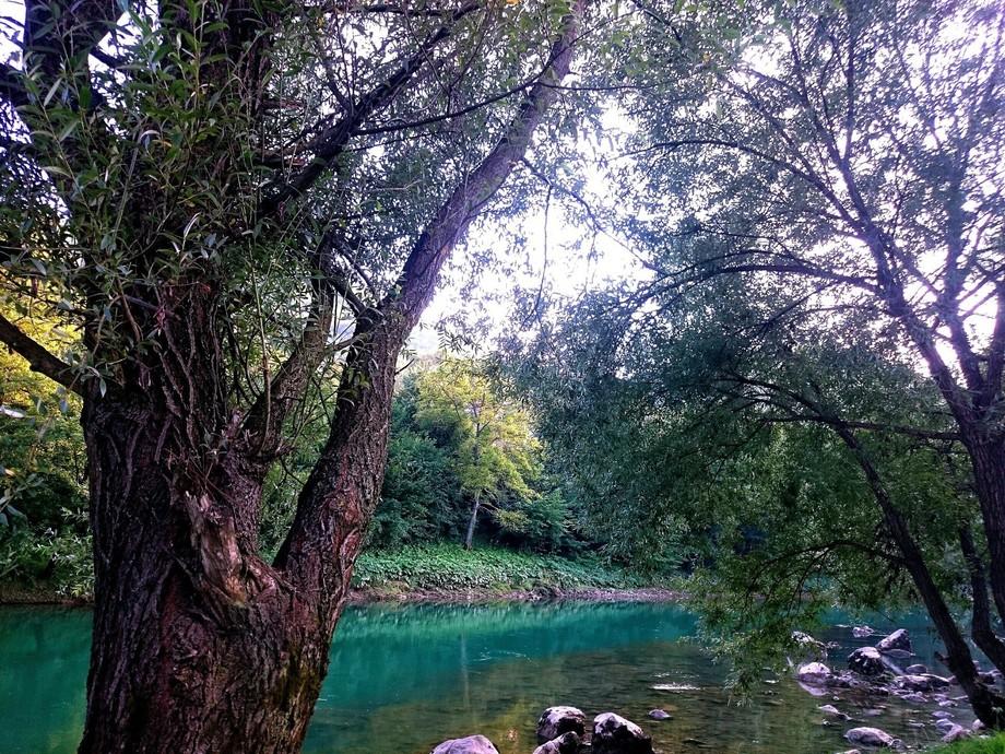Capturing the beautiful scenery of my hometown, Banja Luka, Republic of Srpska/Bosnia and Herzego...