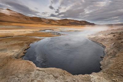 Iceland thermal pools