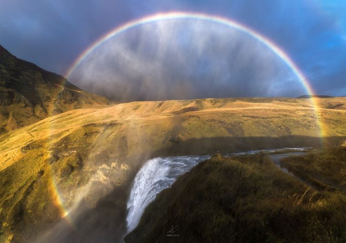 Under the Dome by andreacelli - Rainbows Overhead Photo Contest