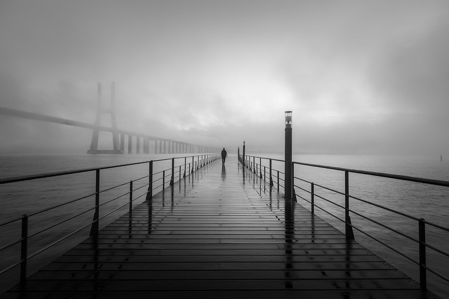 Vasco da Gama Bridge, Lisboa, PORTUGAL  © Paulo Remédios Fotografia