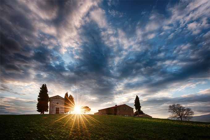 Vitaleta by giovannivolpe - Sunrise Or Sunset Photo Contest