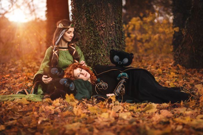 Sun Set and Sleep by kierankerrigan - Fairytale Moments Photo Contest