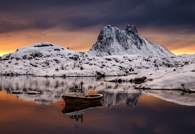 Steinefjorden by strOOp - Monthly Pro Vol 27 Photo Contest