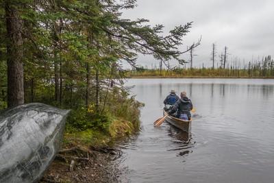 Paddling on Brant Lake_IMG_5107