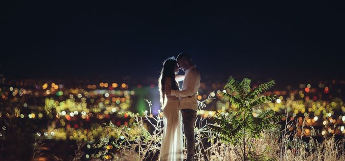 Love Story  by Loza - Night And Bokeh Photo Contest