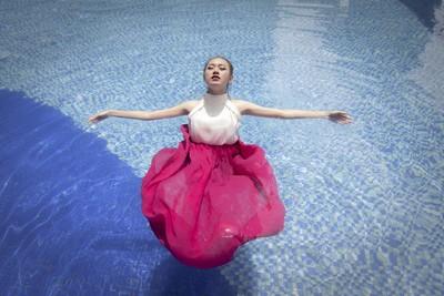 Floating Rose