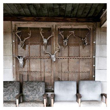Hunt club porch