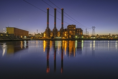 Manchester Street Power Plant