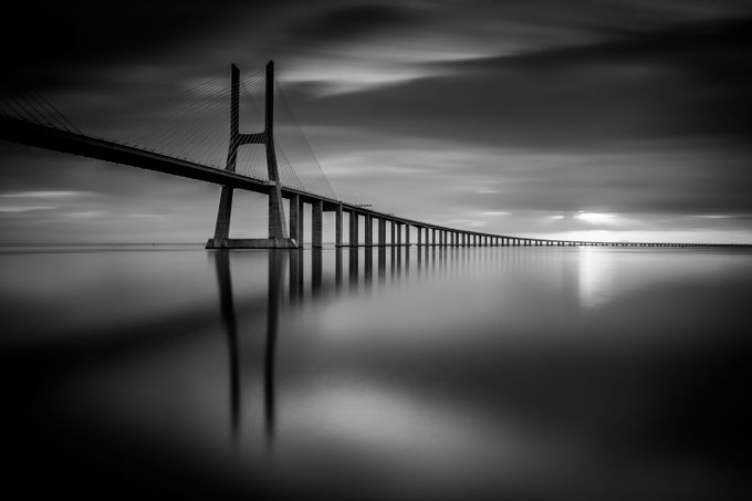 The Dark Side by Ricardo_Mateus - Black And White Landscapes Photo Contest