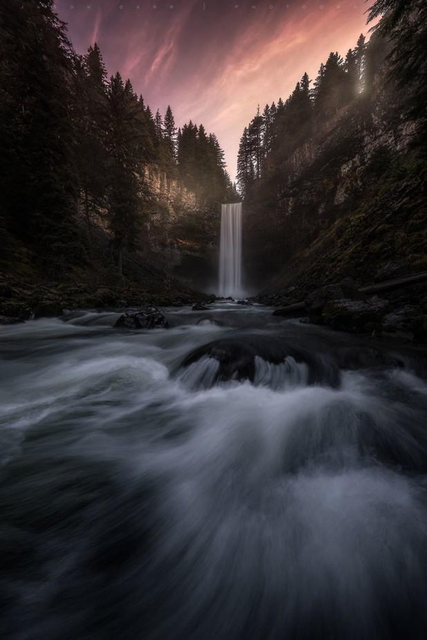 Brandywine-Morning-Mist-1573-Edit-copy by jasondarr - Beautiful Waterfalls Photo Contest