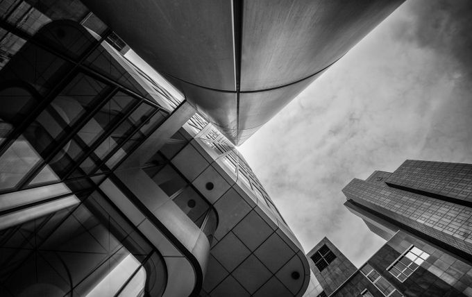 up by Arbustus - Modern Architecture Photo Contest
