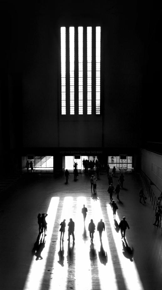 Tate Modern - Redux by RAPJones - Monthly Pro Vol 27 Photo Contest