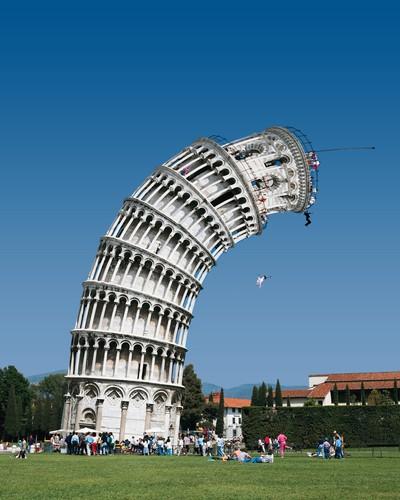 Pisa hangover
