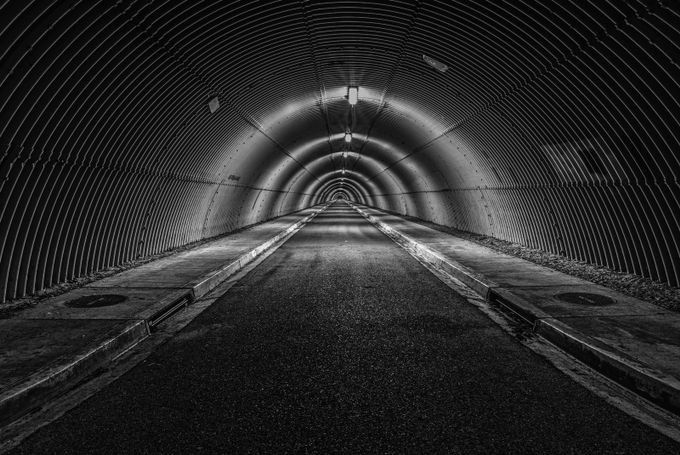 Tunnel Vision by RichardReames - Composition And Leading Lines Photo Contest