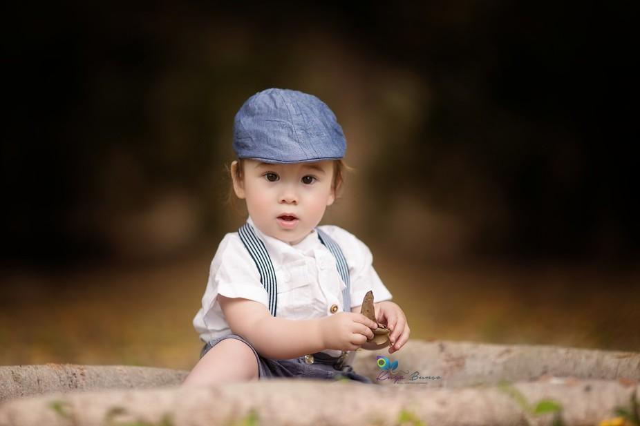 10 month old Preston.
