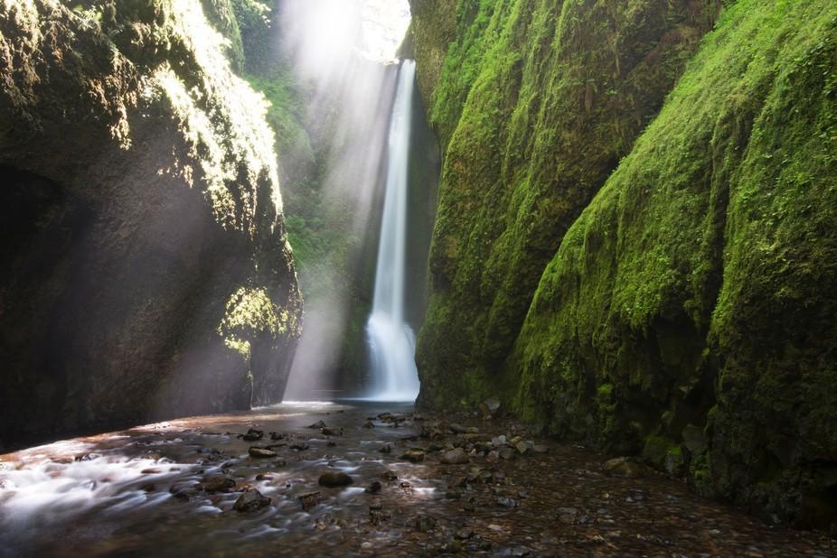 Oneonta Falls (no edits)