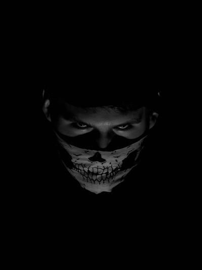 Masked Rage