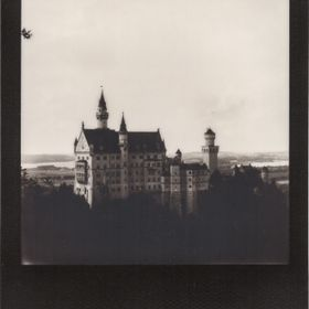 taken with an vintage polaroid sx70 Alpha
