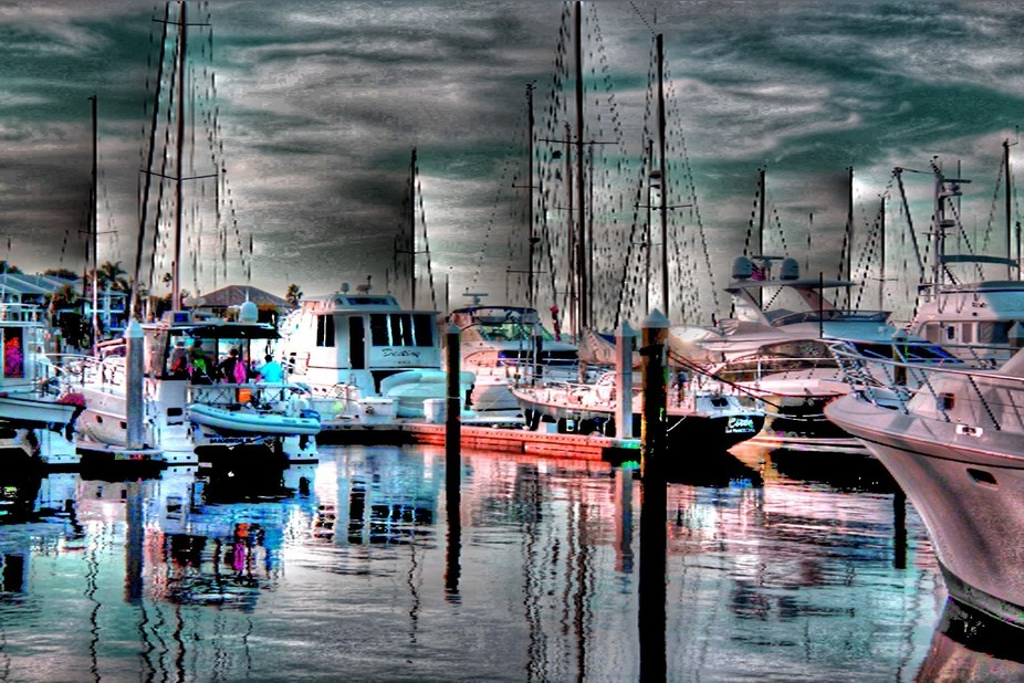 Bradenton Harbour  Florida