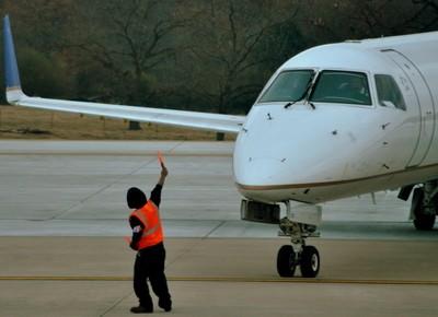 Man v. Airplane