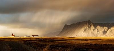Iceland Church - Adrian Thze
