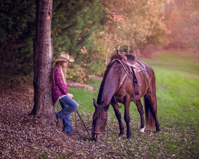 Best Friends by Renita_TBFPhotography - Kids And Pets Photo Contest