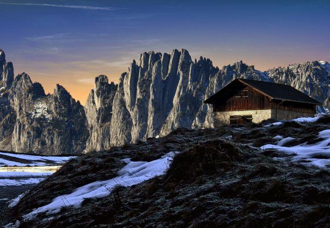 Gastlosen1 by ursusminor - Rugged Landscapes Photo Contest