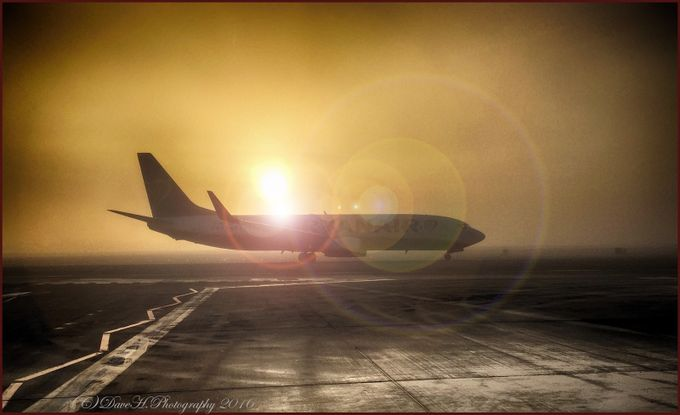 Ryan Air Flare by HST125 - Large Photo Contest