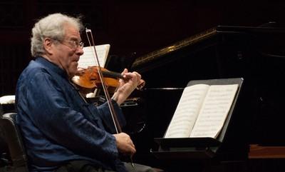 Maestro Itzhak Perlman