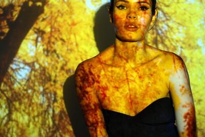 Autumn on your skin