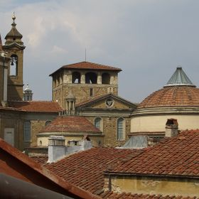 Florence, Italy - rooftops