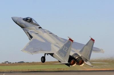 F15 Liftoff