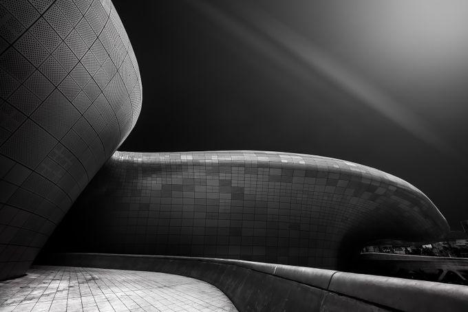 Sonus Mutum by olicamacho - Black And White Architecture Photo Contest