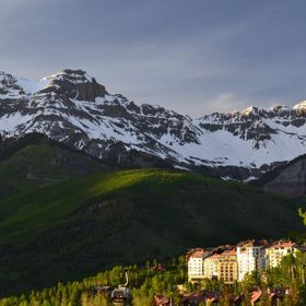 During a July trip for a mining conference in Telluride, Colorado, USA; the weather and lighting were really great allowing us to capture the mag...
