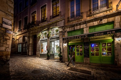 Very nice Old Lyon ...