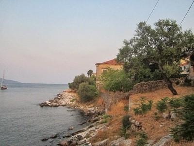 A Deserted House, Kefalonia