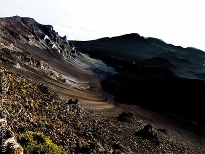 Morning crater - Haleakalā National Park
