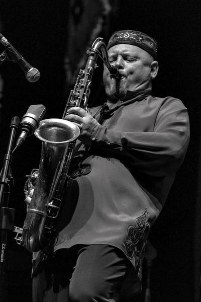 Virtuoso of the saxophone