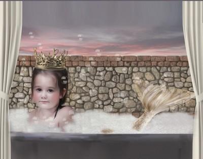 mermaid in a tub3