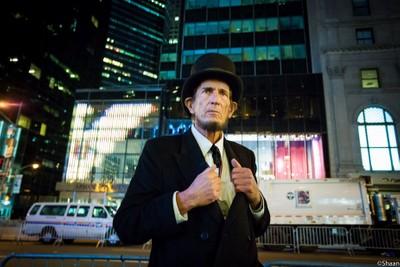 Lincoln in NY