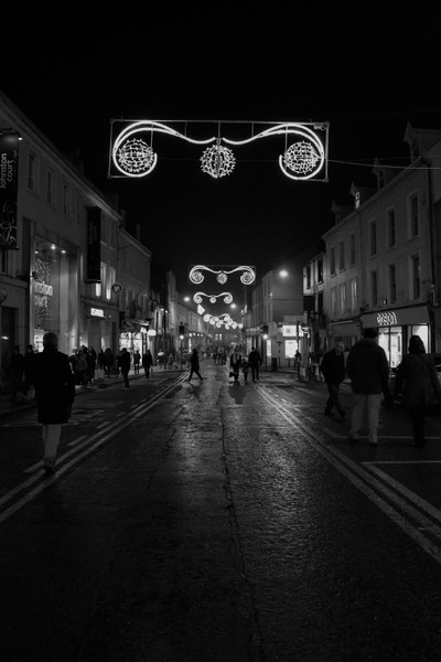 O`Connell Street Lights