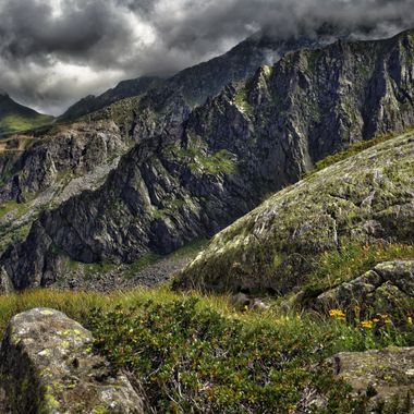 Picture taken in Pyrenees Mountain, Ariege,France