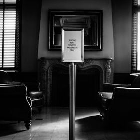 I took this on my first ever visit to the historic Main Street Station in downtown Richmond VA. This room just evokes emotions and nostalgia of d...