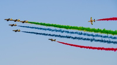 Al Fursan Emirates Aerial Display Team