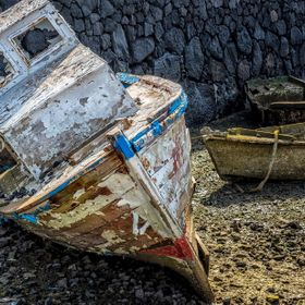 Lanzarote, one of the Canary islands off the coast of West Africa administered by Spain, is known for its year-round warm weather, beaches and vo...