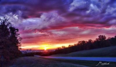 The best Bartlesville sunrise